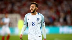 Adam Lallana Menjadi Pemain Terbaik Inggris Pekan Ini
