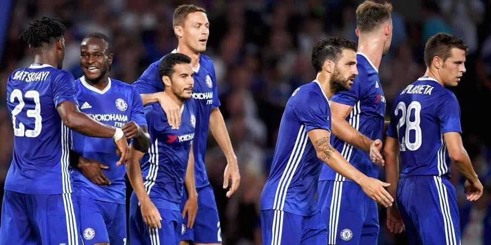 Chelsea Berkesempatan Besar Menangi Liga