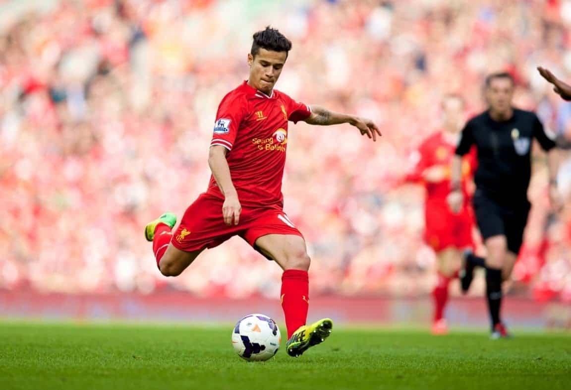 Liverpool Cemas Coutinho Diincar Klub Lain