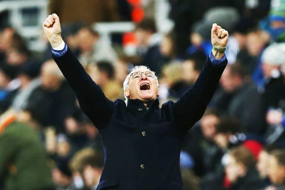 Ranieri Bangga Timnya Lolos 16 Besar Liga Champions