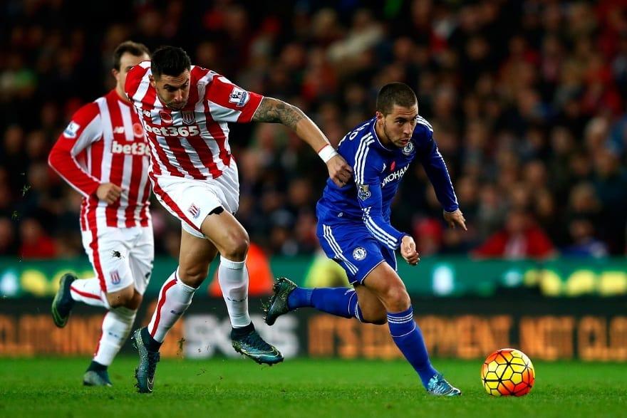 Lawan Stoke, Chelsea Incar Juara Paruh Musim