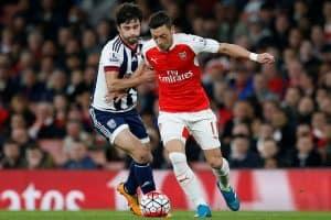 Lawan West Brom, Wenger Wajib Bawa Arsenal Menang