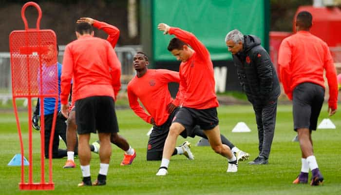 Mourinho Tegang Hadapi Boxing Day