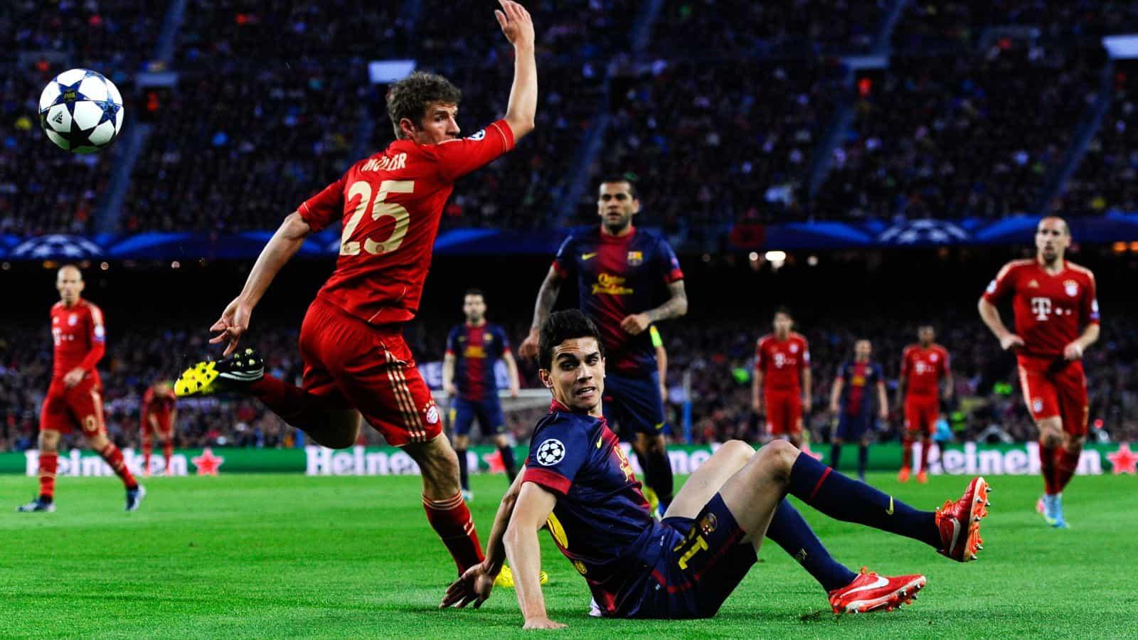 Barcelona Tak Mau Remehkan Munchen dan PSG di Champions