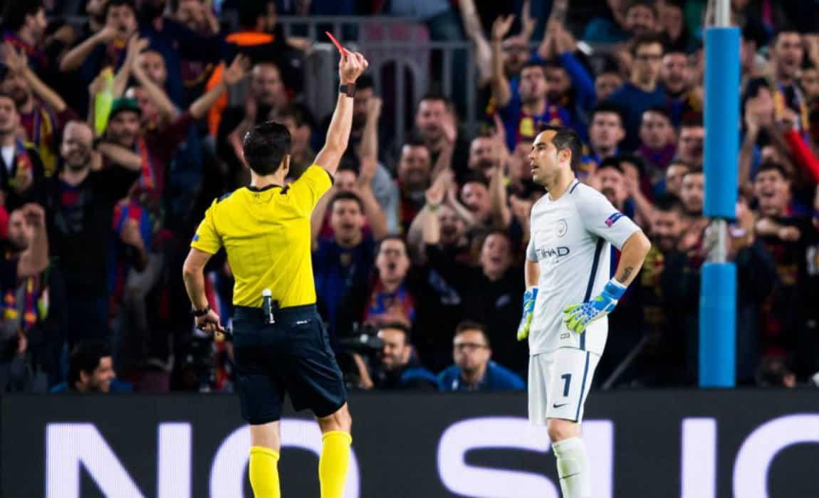 Bravo Kelemahan Utama Manchester City
