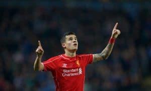 Klopp Berharap Coutinho Dapat Bermain Kontra United