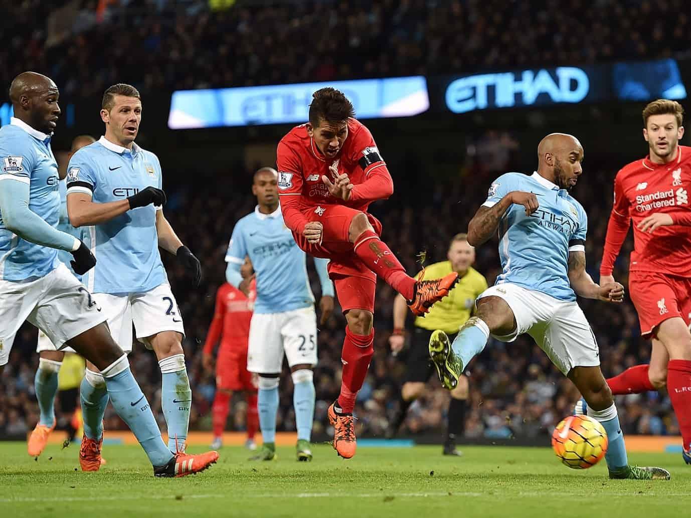 Liga Inggris Awal Tahun Diawali Big Match Liverpool vs City