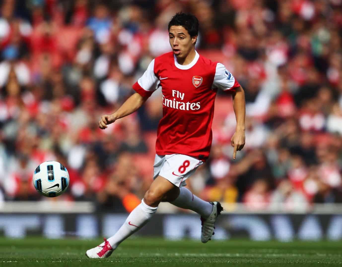 Pelitnya Arsenal Sudah Lama Diketahui Nasri