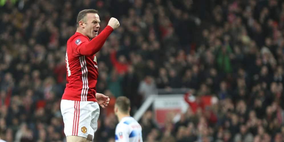 Rooney Tegaskan Komitmennya Untuk United