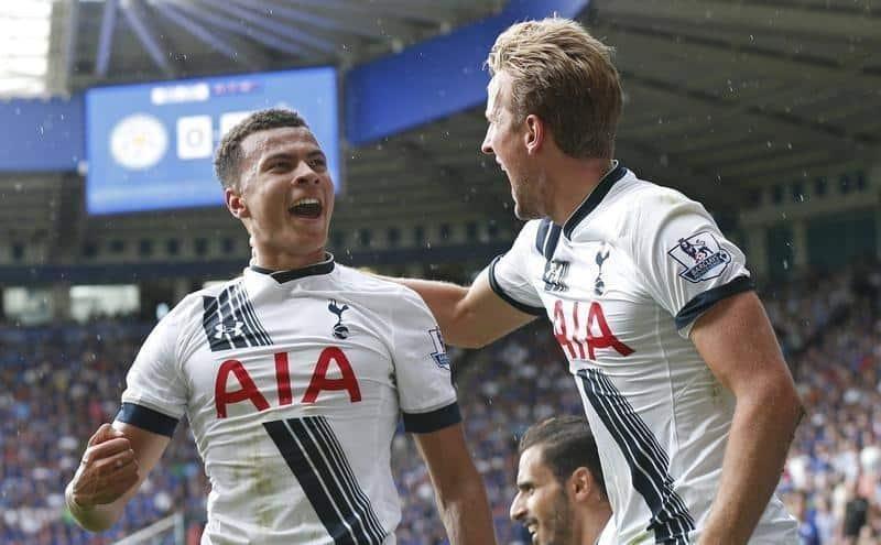 Kane Dan Alli Siap Tebar Ancaman Untuk Liverpool
