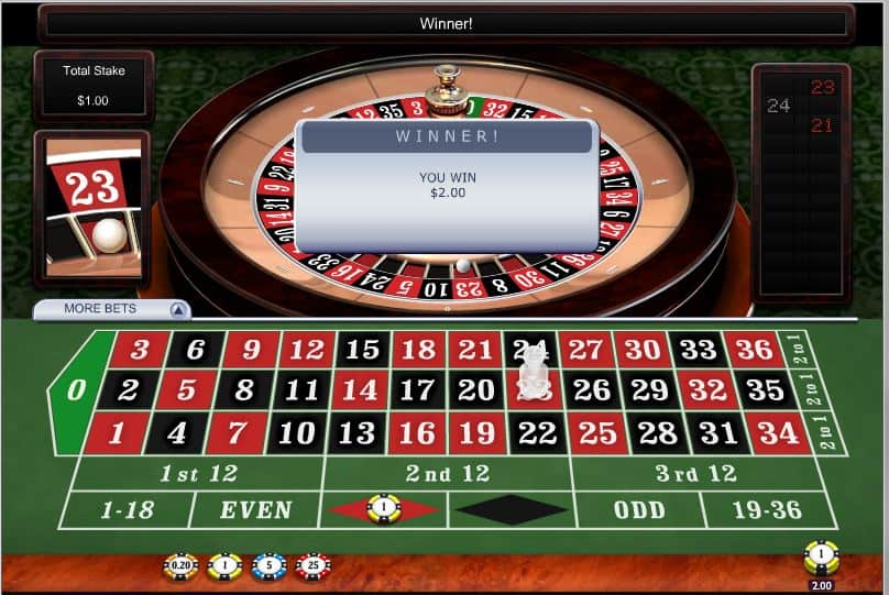 12Bet Roulette